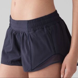 """Midnight Navy"" Hotty Hot Shorts"